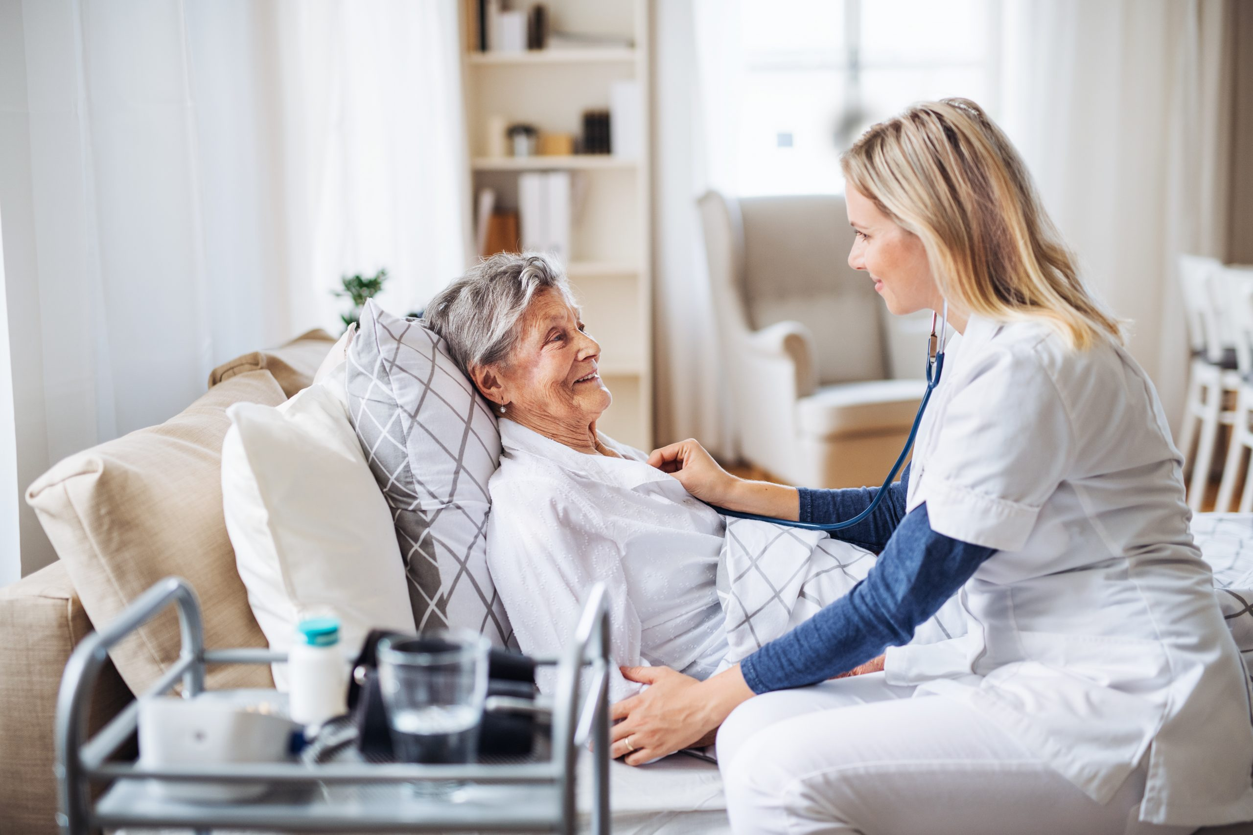 start a hospice agency